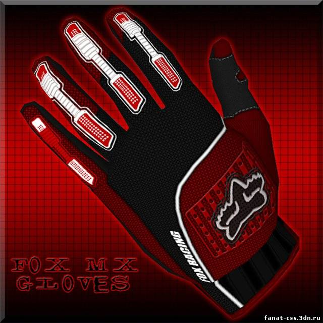 Fox Mx Gloves