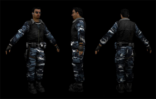 Joshbjoshingu's Blue Camo L33T + Glove Pack-Reques