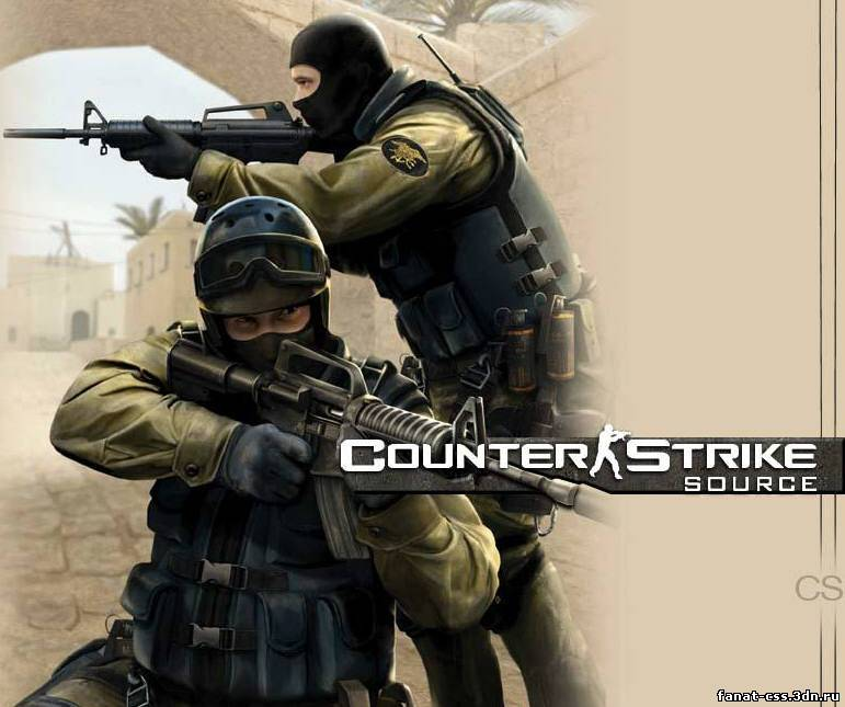 Counter-Strike: Source OrangeBox Engine v56